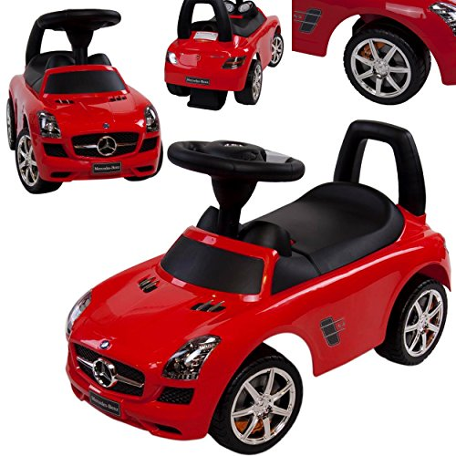 review rutschauto mercedes benz sls amg bobby car. Black Bedroom Furniture Sets. Home Design Ideas