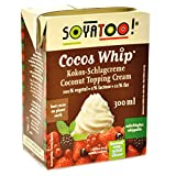 """Soytoo"" - Cocoa Whip for whipping 300ml"