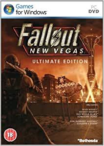 Fallout: New Vegas - Ultimate Edition (PC DVD)