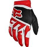 Fox - Guantes para moto Dirtpaw Sayak, rojos, talla XL