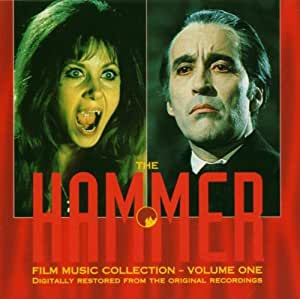 Hammer Film Music Collection Vol.1