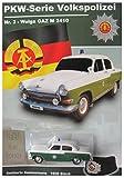 Ostalgie Nr. - Volkspolizei der DDR - Wolga GAZ M 2410 - DDR Pkw