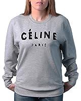 Celine Paris Dames/Hommes Sweat-Shirt Unisexe