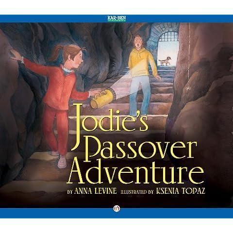 Jodie's Passover Adventure (English Edition)