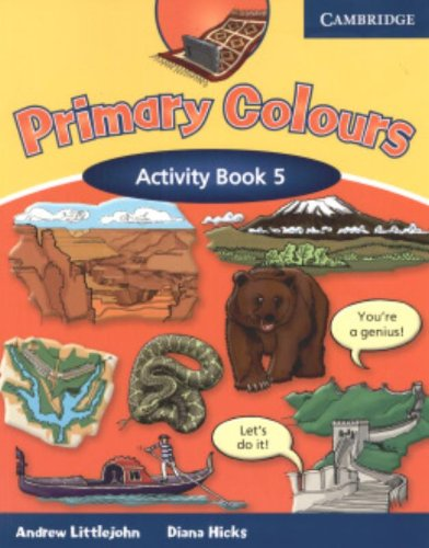 Primary Colours 5 Activity Book: Level 5