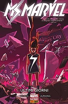 Descargar Libros Sin Registrarse Ms. Marvel Vol. 4: Gli Ultimi Giorni PDF Android