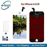 Ecran LCD Vitre Tactile de Remplacement avec Outils de Réparation pour iPhone 6 (Blanc)