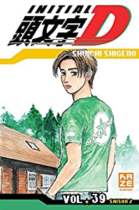 Initial D Edition simple Tome 39
