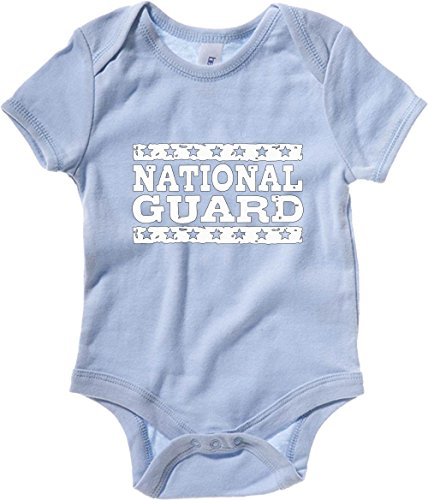 T-Shirtshock - Baby Bodysuit OLDENG00769 national guard, Größe 3-6monate (Guard National 5)