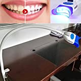 zgood Dental Kalten LED Licht Lampe Teeth Whitening Bleaching Beschleuniger für Tisch Schreibtisch