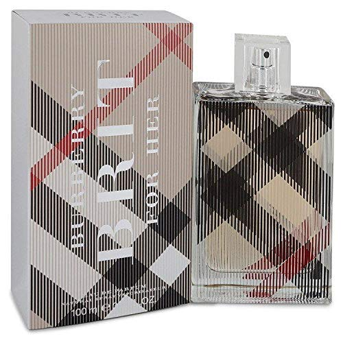 Burberry Brit femme/woman, Eau de Parfum, 1er Pack (1 x 100 ml) -
