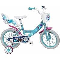 Disney La Reine des Neiges Vélo Enfant
