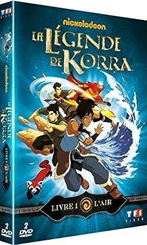 La Légende de Korra - Livre 1 - L'air