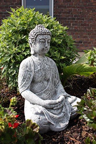 Steinfigur Großer Buddha Shiva - 3
