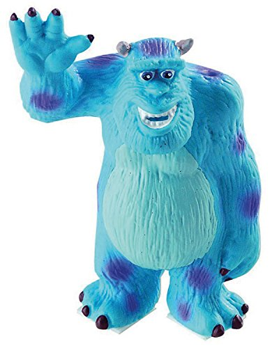 ielfigur, Walt Disney Monsters Uni, Sulley, ca. 8 cm ()