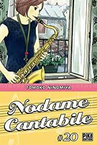 Nodame Cantabile Edition simple Tome 20