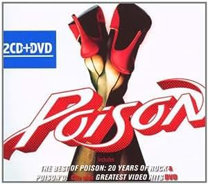 Poison 2cd+Dvd