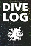 Tauchlogbuch: Dive Log | Tauchtagebuch | Logbuch für Taucher | Tauchbuch | Scuba Taucher Log Buch |...