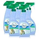 5x Febreze Textilerfrischer gegen Tiergerüche 500 ml mit synthetisches Parfüm (5er Set)