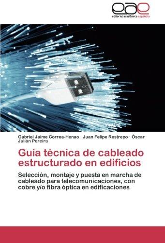 Guía técnica de cableado estructurado en edificios