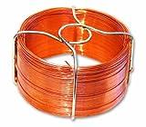 Filpack FGC08 Fil métallique cuivre D 0,8 mm L 50 m ( vitré)