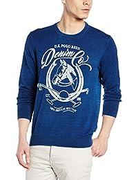 U.S. Polo Denim Co. Men's Cotton Sweater