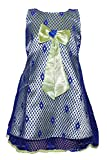 Softouch Baby Girls' Frock (Blue_6-12 Mo...