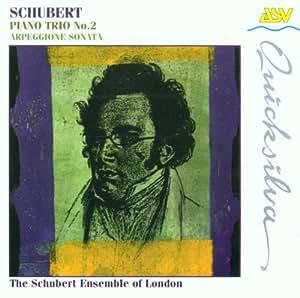 Schubert:Pno Trio:Arpeggione