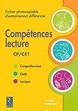 Compétences lecture CP/CE1
