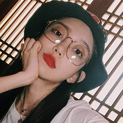 SCJ Original Nacht Brise Han Ban Phnom Penh Polygon Brillengestell weiblich ins Gesicht ohne Make-up Absolute Maschine kurzsichtig anastigmatisch weich jüngere Schwester