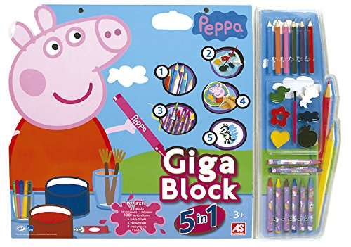 Peppa Pig Disney Infantil (Cefatoys 21804)
