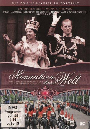 Bild von Monarchien dieser Welt - Die etwas andere Dokumentation über das Leben der Royals (DVD)