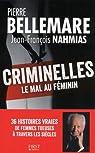 Criminelles par Bellemare