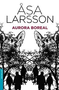 Aurora boreal par Asa Larsson