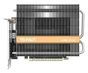 Palit NE5105T018G1-1070H GeForce GTX 1050 Ti 4Go GDDR5 carte graphique - Cartes graphiques (GeForce GTX 1050 Ti, 4 Go, GDDR5, 128 bit, 4096 x 2160 pixels, PCI Express x16 3.0)