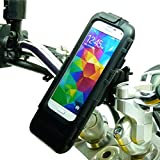 étanche Easy Fit Moto Motocycle Support pour Galaxy S5 (SKU 19469)