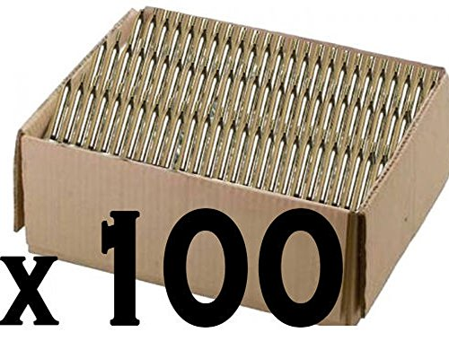 100 X CARGAS DE CO2 GAMO DE 12 GRAMOS PARA CARABINAS Y PISTOLAS DE AIRSOFT O AIRE COMPRIMIDO