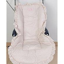 Colchoneta para silla de paseo universal para bebés. Funda silla de coche. Mundi Bebé.