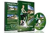 Virtuelle Fahrradstrecken – Olivenhaine – Für Indoor Radfahren, Laufband und Laufworkouts