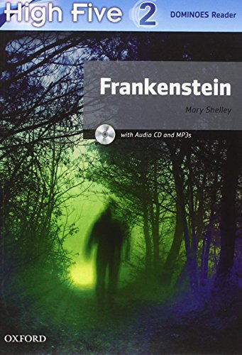 High five reader. Per la Scuola media. Con CD-ROM. Con espansione online: HIGH FIVE READER 2: FRANKENSTEIN+MROM