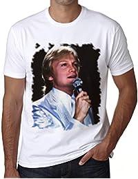 Claude Francois, t shirt homme, t shirt pour homme, cadeau homme