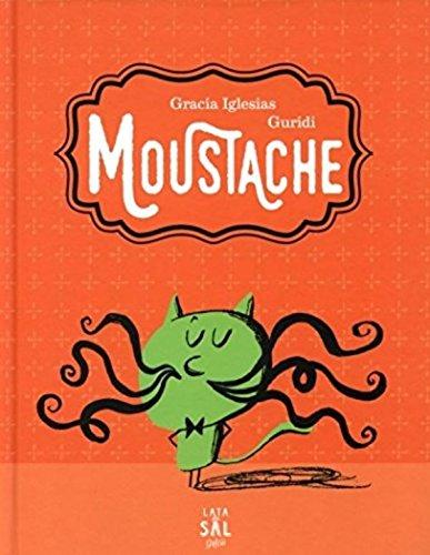 Moustache (COLECCIÓN GATOS) por Gracia Iglesias
