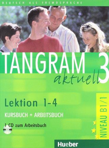 Portada del libro TANGRAM AKT.B1.1 Kb+Ab+1CDAb+XXL