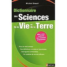DICTIONNAIRE SCIENCES VIE TERR