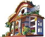 Hüwüknü,,Vogelhaus, Gardeners shed