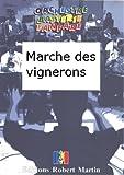ROBERT MARTIN MARCHE DES VIGNERONS Klassische Noten Blasinstrumenten Ensemble