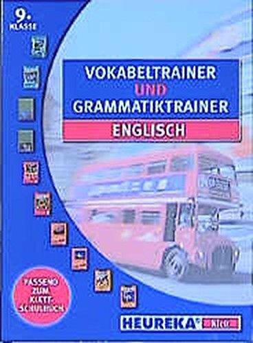 Vokabel- und Grammatiktrainer Englisch: CD-ROM Windows / 9. Schuljahr