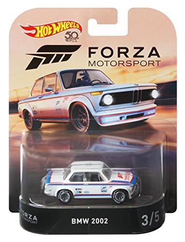 Preisvergleich Produktbild Hot Wheels BMW 2002 - Forza Motorsport 2018 Retro RR 1:64