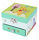 a23ca96cb20f 12. Trousselier - Winnie l Ourson - Disney - Petit Coffret Musical