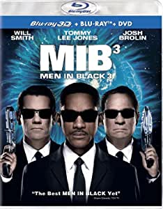 Men in Black 3 [Blu-ray] [2012] [US Import]
